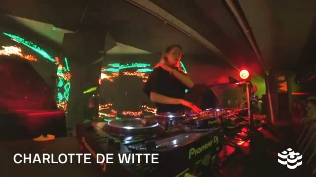 Charlotte de Witte – Live from B3