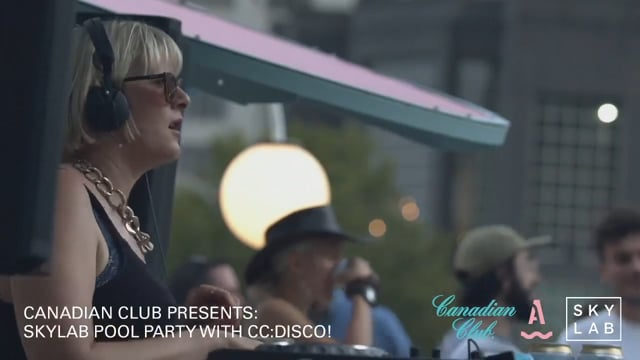 Canadian Club Presents: Skylab Pool Party with CC:DISCO!