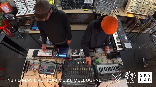 International Synthesizer Day 2019 – MESS Ltd
